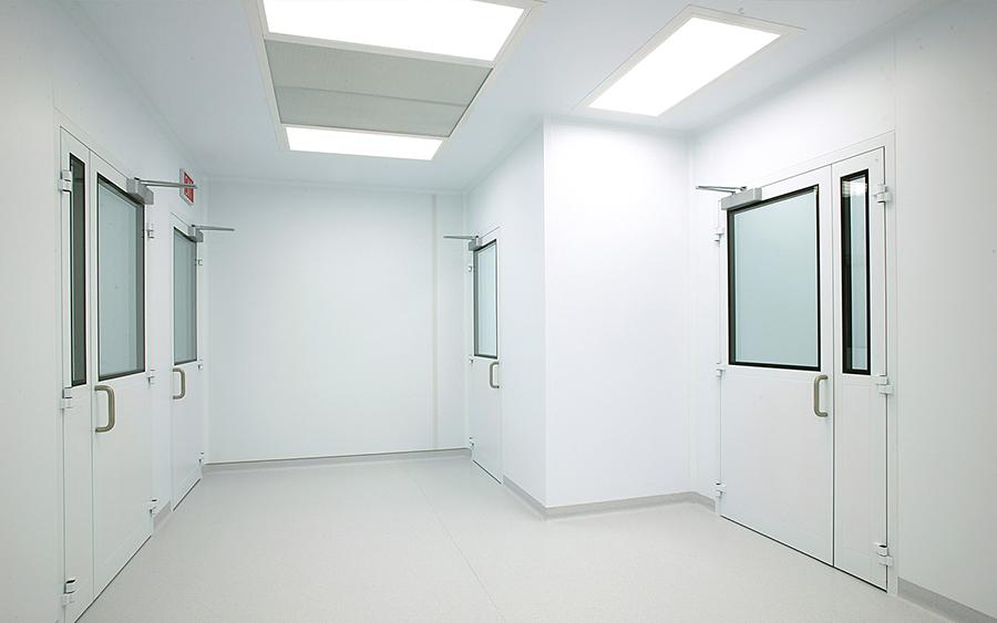 Shreejiprefab Com Clean Room